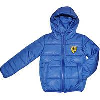 """Стеганая куртка """"Spring Kids Wear""""  для мальчиков c ростом 92-116 см (5ед в уп.)"""