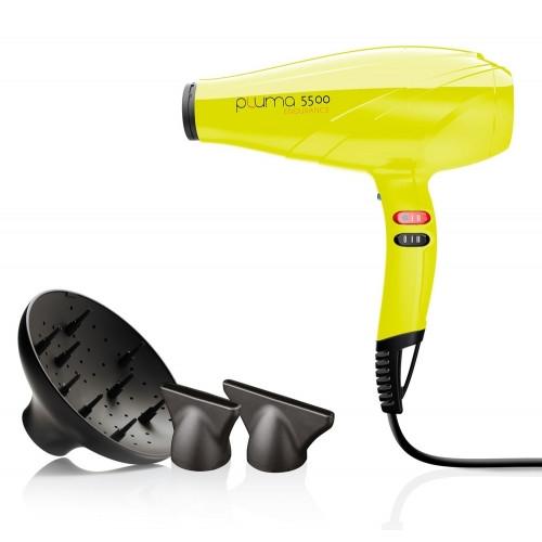 Профессиональный фен для волос GAMA  PLUMA 5500 Giallo