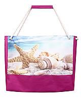 Сумка на лето с пляжем
