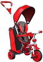 Детский велосипед Spin красный, Y Strolly (100836)