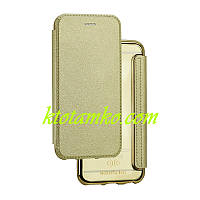 Чехол Book Cover Royal Case Samsung A320 (A3-2017) Gold