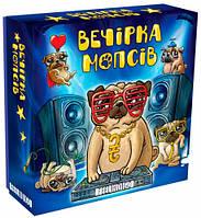 Вечеринка мопсов, настольная игра, Feelindigo (IM16001)