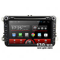 Штатная магнитола AudioSources D90-810A на Android с GPS навигацией для Volkswagen