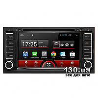 Штатная магнитола AudioSources D90-710A на Android с GPS навигацией для Volkswagen