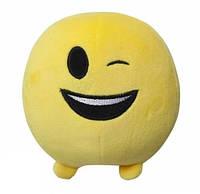 Мягкая игрушка Imoji Шалун, 11 см., Смайлик (40055)