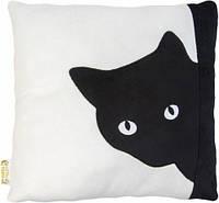 Подушка Черный кот, Тигрес (ПД-0200)