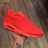 Мужские Кроссовки Nike Air Max 90 Ultra Moire Bright Crimson