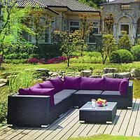 Комплект мебели Геноа, мебель для бассейна, мебель для сауны, мебель для ресторана, мебель для веранды