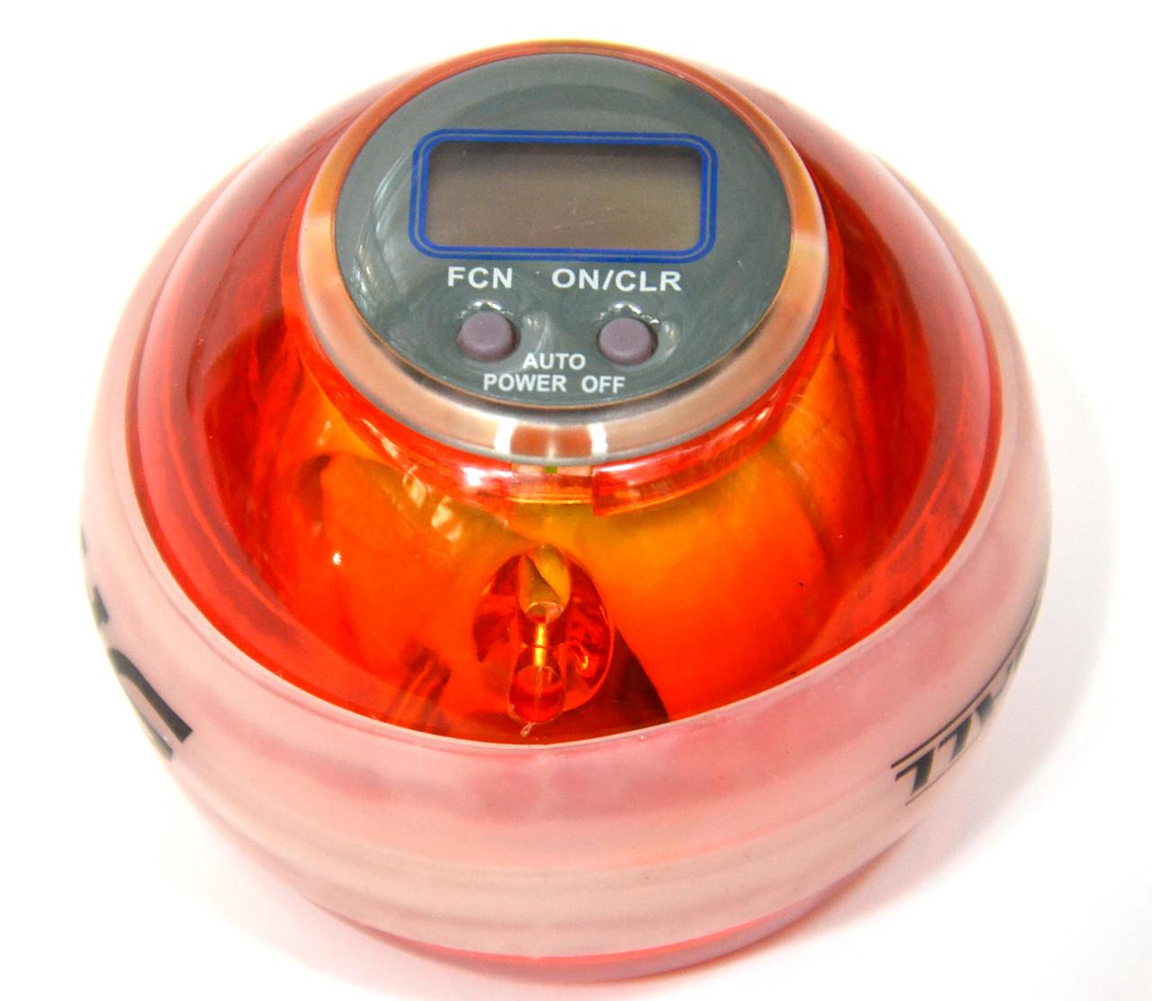 Тренажёр кистевой WRIST BALL с счетчиком оборотов