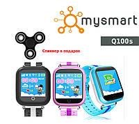 Детские GPS часы Q100s