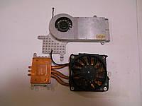 Система охлаждения кулер радиатор ноутбука Asus A4000