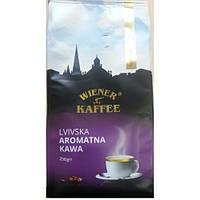 Кофе в зернах Віденська кава Ароматна, 250г