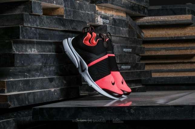 Кроссовки Nike Air  Presto Black/Pink