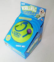Игрушка для собак мяч хихикующий Wobble Wag Giggle v