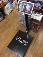Товарные электронные весы ALFASONIC на 350 кг