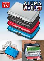 Бумажник для кредиток Alluma Wallet FZ