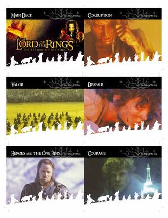 Настольная игра Lord of the Rings: Return of the King Deck-building Game, фото 2