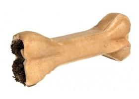 Жевательная косточка для собак TRIXIE с начинкой, желудок, 15см, 90г