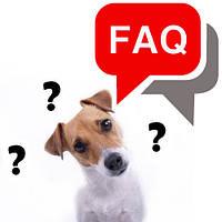 Часто задаваемые вопросы по содержанию, уходу и кормлению собак