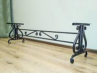Каркас скамейки Лира 1.5м