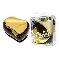 Расческа для волос стильная, компактная, профессиональная  Tangle Teezer Compact Styler