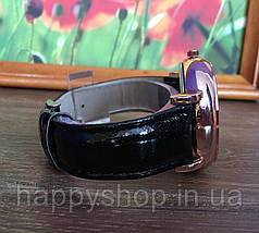 Женские кварцевые часы Butterfly (черные), фото 3