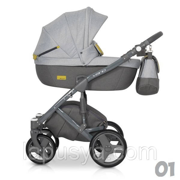 Дитяча коляска  2в1 Riko Vario