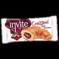 Круассан  INVITE c вишневым джемом , 50 гр
