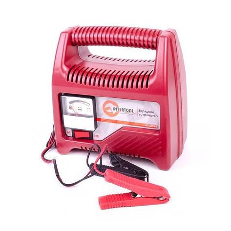 Автомобильное зарядное устройство для АКБ INTERTOOL AT-3014, фото 2