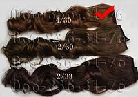Волнистые  волосы на заколках термо, фото 1