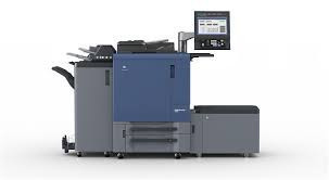 KONICA MINOLTA bizhub PRESS C1070  (Цифровая высокопроизводительная полноцветная система печати)