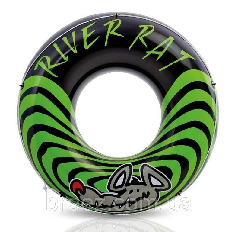 Надувной круг для плавания Intex 68209 122 см