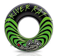Надувной круг для плавания Intex 68209 122 см, фото 1