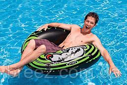 Надувной круг для плавания Intex 68209 122 см, фото 2