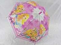 """Зонтики для девочек """"Золушка"""" № 1026 от Feeling Rain"""