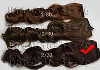 Кучеряве волосся на заколках термо, фото 1