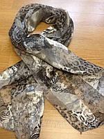 Шарфики женские атласные 130*40 см