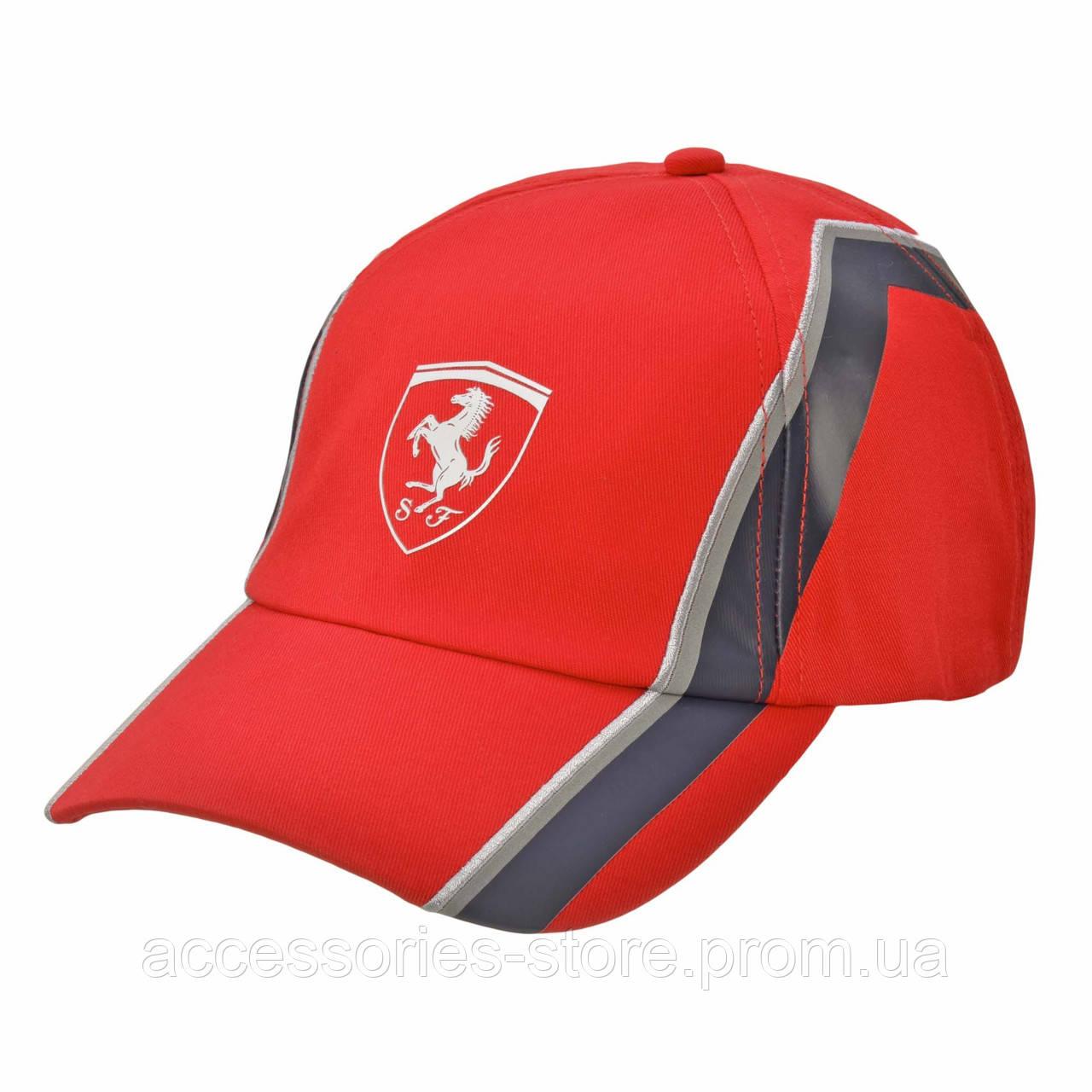 Бейсболка Official Ferrari Scuderia Urban Hat, Red