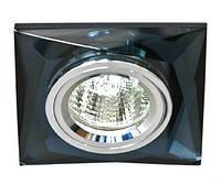 Точечный светильник Feron 8150-2 (разнообразие цветов!) серый серебро