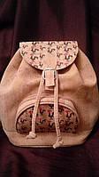 Рюкзак из пробки ( кора пробкового дуба) из Португалии