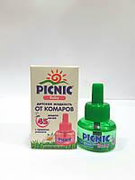 Детская жидкость от комаров PICNIC Baby с ароматом ромашки