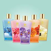 Увлажняющий жидкий скраб для тела с пониженным содержанием мыла (ВАНИЛЬНЫЙ ШЁЛК). Health & Beauty