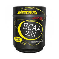 Купить всаа ActivLab  Simply The Best BCAA 2:1:1, 500 g