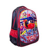 Школьный рюкзак для мальчиков PLANES красный