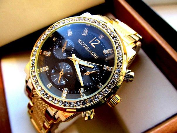 Часы Michael Kors под Rolex для стильных женщин. Кварцевые часы. Отличное  качество. Купить часы. Код  КДН1835 efaf88819e6