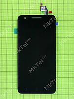 Дисплей Lenovo Vibe C2 (k10a40) с сенсорным экраном Оригинал Китай Черный