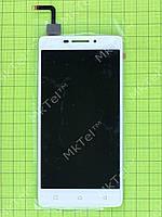 Дисплей Lenovo Vibe P1m с сенсором Копия АА Белый