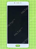 Дисплей Meizu M3 Max с сенсорным экраном Копия АА Белый
