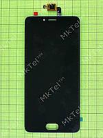 Дисплей Meizu M5S с сенсором Копия АА Черный