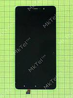 Дисплей Xiaomi Mi5s plus с сенсором Оригинал элем. Черный